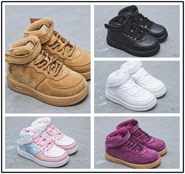 Bebê Marca Force 1 Clássico Af1 Crianças Do Air Compre Af Nike Rq7FpO