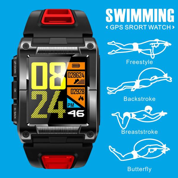 S929 GPS Smart Watch Sport IP68 Waterproof Swimming Heart Rate Monitor Fitness Track Compass Wristwatch Bluetooth Smartwatch for Men Women