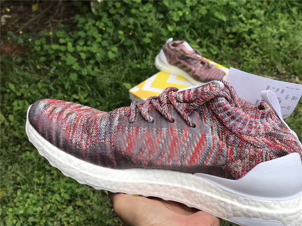 06798c966 2019 2018 Release ULTRA MID KITH ASPEN Running Shoes Men With Original Box Authentic  Sneakers Sports BY2592 Multi White Rainbow Best Quality From ...