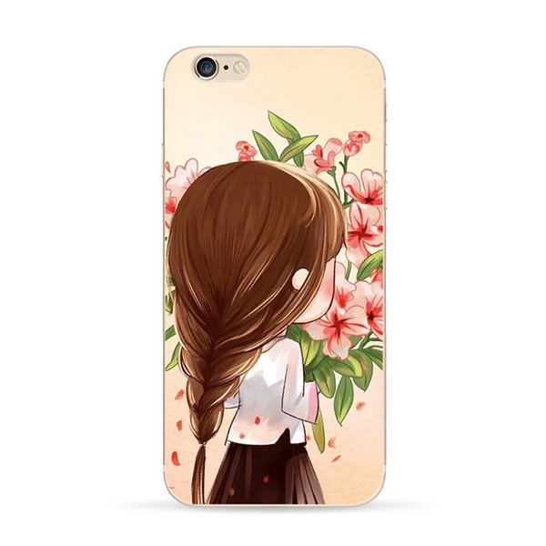 Beautiful Iphone Case For Women Girls New Popular Waterproof Durable Cell Phone Case Fast Quick Delivery