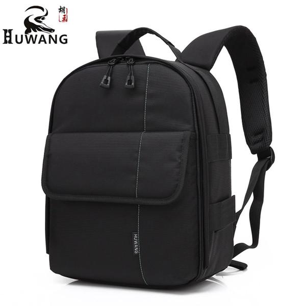 Brand New Professional DSLR Camera Backpack Outdoor Photography Waterproof Camara Bag Front Pocket Big Capacity Raincoat Gift.
