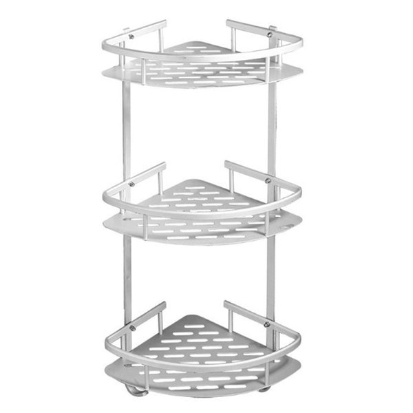 Aluminum Bathroom Rack, Bathroom Shelves
