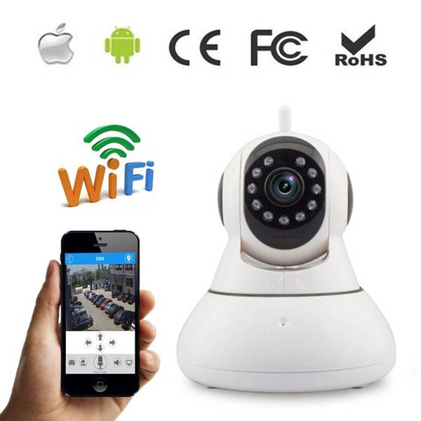 Smart Security Wireless IP Camera System with TF Card Slot 1.3MP V380 Q1 P2P Security CCTV Baby Monitor Surveillance