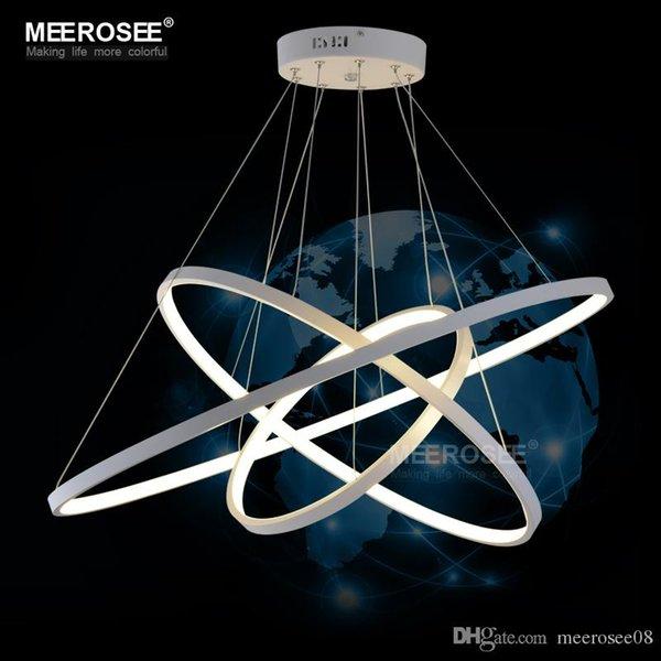 Moderne led einfache kronleuchter lichter lampe für wohnzimmer cristal lustre hängen lichter suspension drop deckenleuchten