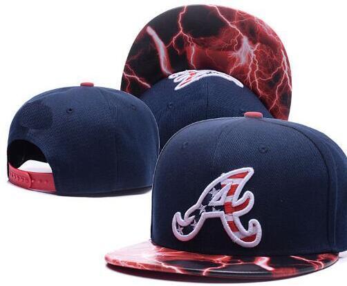 2018 sports Braves hat baseball Cap Embroidery thounds styles outlet snapback Adjustable Snapbacks Sport Hat Drop Ship 002