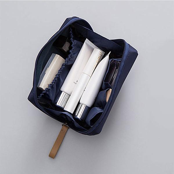 Borsa cosmetica in nylon moda Yesello Borsa piccola organizer in pelle per donna Borsa impermeabile portatile da viaggio
