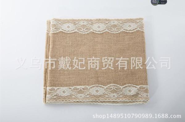 ivory lace edge