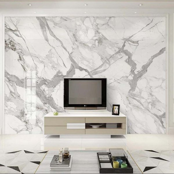 3D Abstract Marble Line Wallpaper Mural Wall Paper Roll for Living Room Sofa TV Background Wall Decor papier peint mural 3d