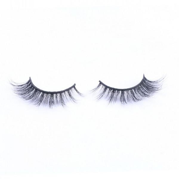 3D Mink False Eyelashes Newest Style Selectable Private Logo 100% Handmade Mink Hair Eyelashes Full Strip Lashes Free Shipping
