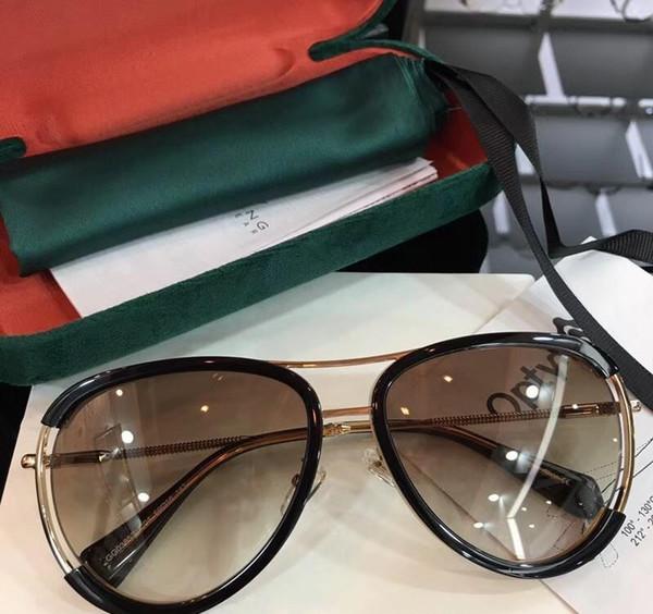Erkekler için tasarımcı güneş gözlüğü tasarımcısı gözlük kadınlar için güneş gözlüğü güneş gözlüğü erkekler marka tasarımcısı UV400 lens lüks güneş ...