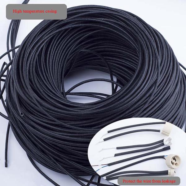 2019 High Temperature Gl Fiber Casing Glue High Temperature Resistant High Temperature Wiring on