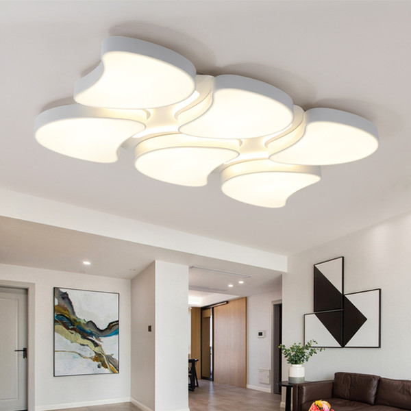 LED Acryl Deckenleuchte Tavan Aydinlatma Leuchten Wohnzimmer Schlafzimmer  Küche Lichter Design Moderne Luminarias Deckenleuchten