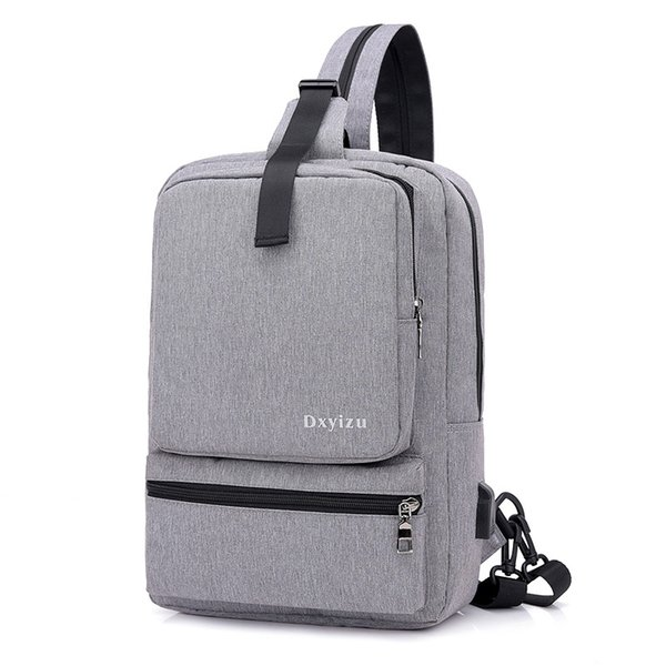 small backpack boys pouch man chest pack business rucksack travel bag bagpack men mochilas masculina bolso multifuncional mujer