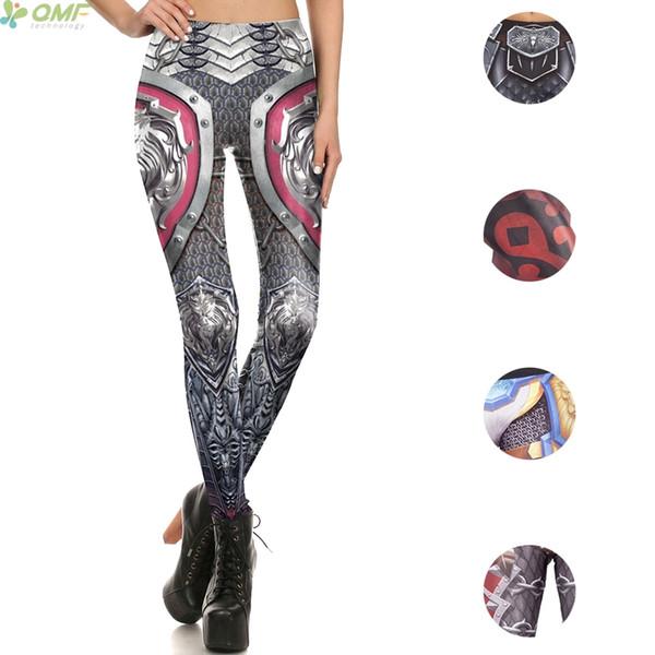 35b2eb36488c9 3d Print The WOW Alliance Leggings Cosplay Punk Women Halloween Pants The  Horde Fashion Women Pencil