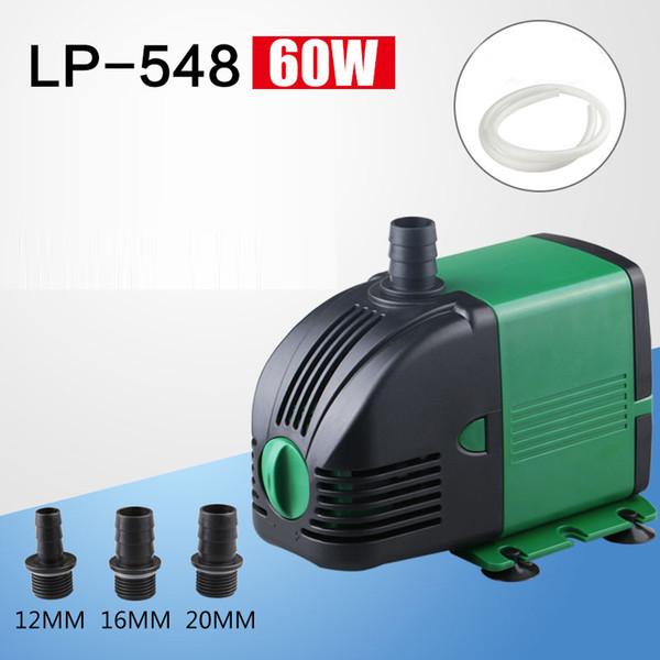 60W Mini Submersible Water Pump for Fish Tank Aquarium Pump Free Shipping
