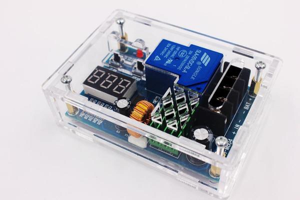 6-60 V Blei-Säure-Batterie-Ladecontroller Schutzplatine Schalter 12 V 24 V 48 V