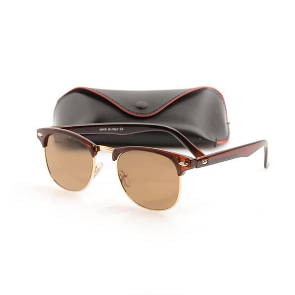 Quadro Brown Brown Lens