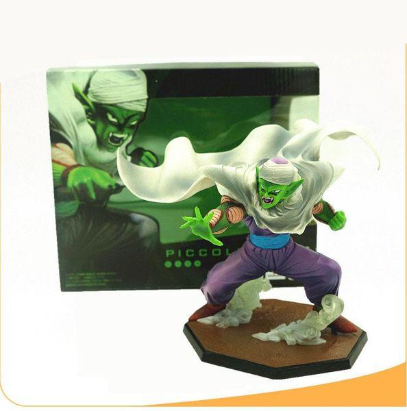 Compre Dragon Ball Z Piccolo Zero Fácil De Coletar Legal Estilo De Alta Qualidade Personagem De Desenho Animado Japonês Action Figure Brinquedos De