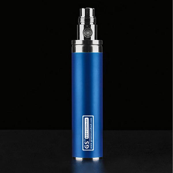 Original Clover Overlord Twist Battery Variable Voltage 2200mah E Cigarette Battery 3.2V-4.8V v EGO II Twist XDOG II Battery