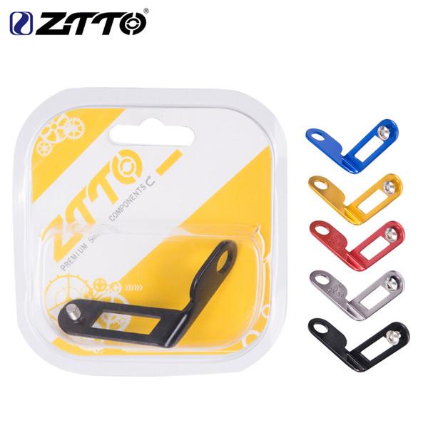 ZTTO дорожный велосипед держатель номерного знака фиксированной передачи кронштейн гонки гоночная карта Маунт сверхлегкий Велоспорт MTB велосипед задние стойки лицензии