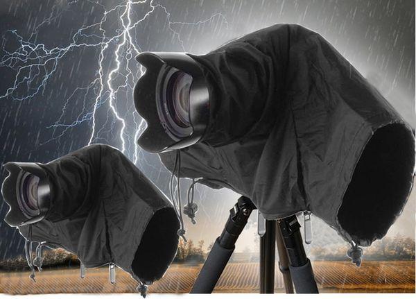 Camera rain shield Rain Cover Professional raincoat Bag Protector Rainproof Waterproof Against Dust for Canon 5D3 Nikon Pendax DSLR SLR