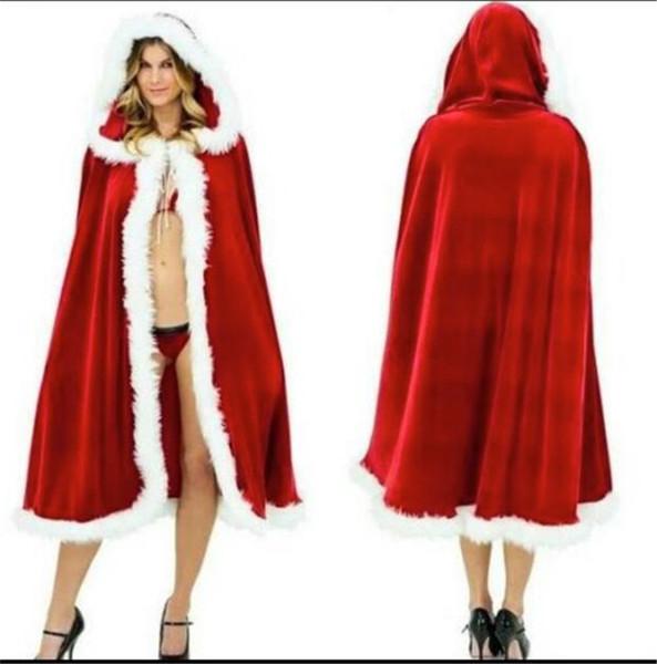 2019 Mantello da sposa invernale di alta qualità, mantello lungo, mantello, scialle, panno con scialle, con cappella in pelliccia sintetica, bianco