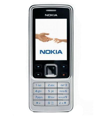 Refurbished Original Unlocked Nokia 6300 5MP GSM Support Russian&Arabic Keyboard Mobile Phone Tri-Band Multi-language