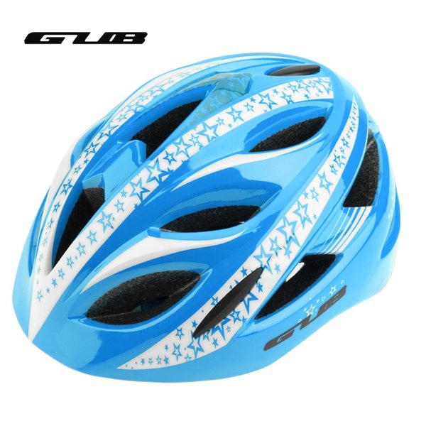 GUB Kids Bicycle Helmet PC+EPS Ultralight Children Cycling Helmet Knee Elbow Wrist Pads Safety Guard Safety Kids Bike