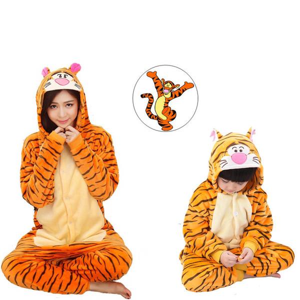 Tigre jaune