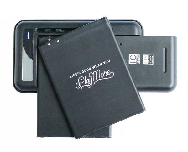 best selling 2x 3200mAh BL-44E1F Battery + Universal Dock Charger For LG V20 Stylo 3 H990 F800 VS995 US996 LS995 LS997 H990DS H910 H918