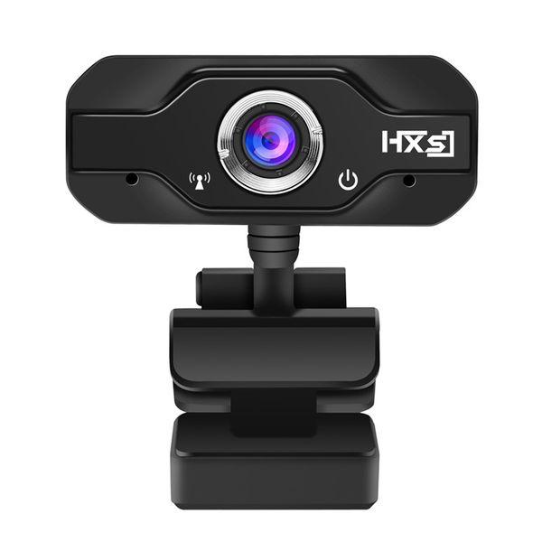HXSJ S50 USB Web Kamera 720 P HD 1MP Computer Kamera Webcams Eingebautes schallabsorbierendes Mikrofon 1280 * 720 Dynamische Auflösung