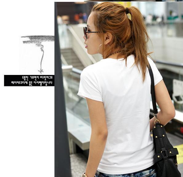 Nova Marca de Moda Verão T Shirt Mulheres Tops Designer Shorts Senhora Verão Roupas de Praia de Manga Curta Tees Férias Casuais Tshirt