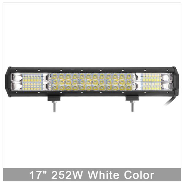 252W White
