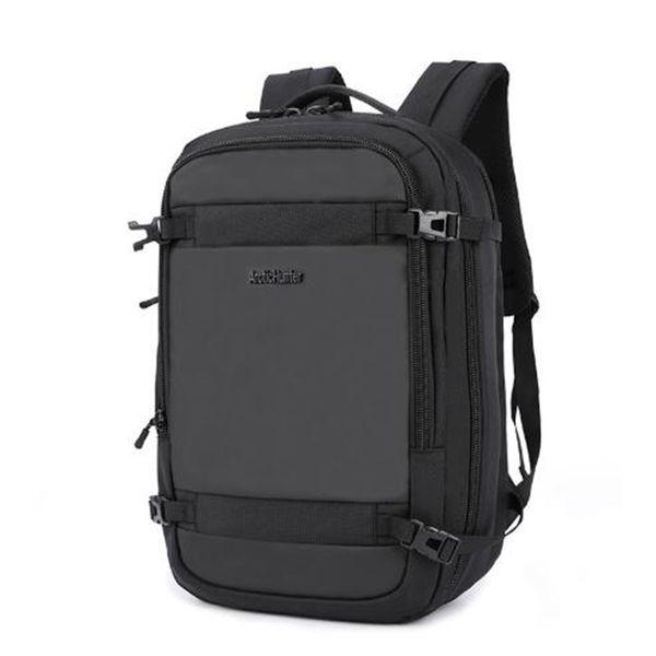 OZUKO 2018 New Multi-function Men Backpack High-capacity Waterproof Oxford 15.6inch Anti-theft Laptop Backpack Man Travel bag