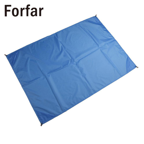 4 Color Outdoors Shade Canopy Beach Mat Tent Cloth Sturdy Camping Mat