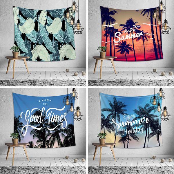tassel wall decor.htm summer coconut wall hanging tapestry 8 design multifunction beach  summer coconut wall hanging tapestry 8