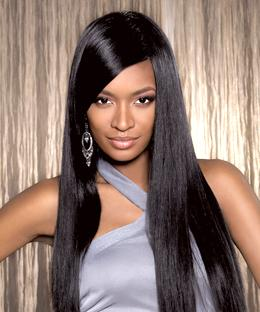 Top selling lace frontal Wig and full lace unprocessed human hair wig for black women Glueless Customized Free Shipping