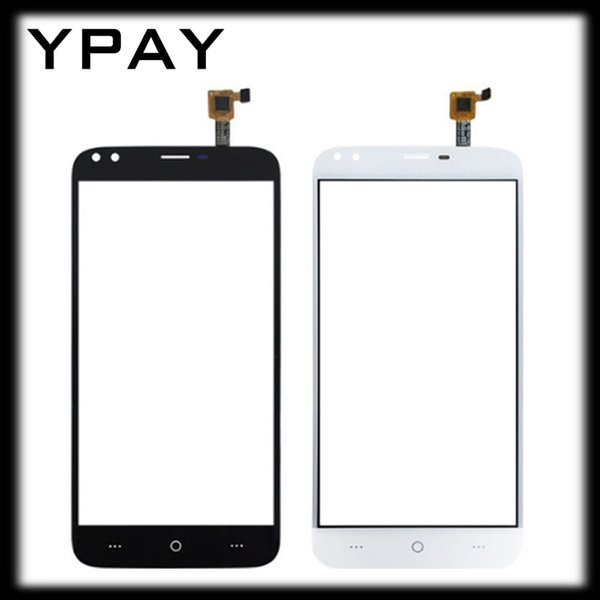 YPAY 5,5 '' Touchscreen für Doogee X30 Touchscreen Digitizer Panel Frontglas-Linsen-Sensor-Tools Klebstoff + Tücher