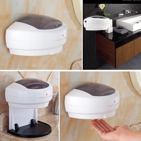 500 мл Автоматический дозатор жидкого мыла датчик мытья рук оборудование дезинфицирующее средство дозатор мыла датчик бесконтактный свободные руки настенный VB