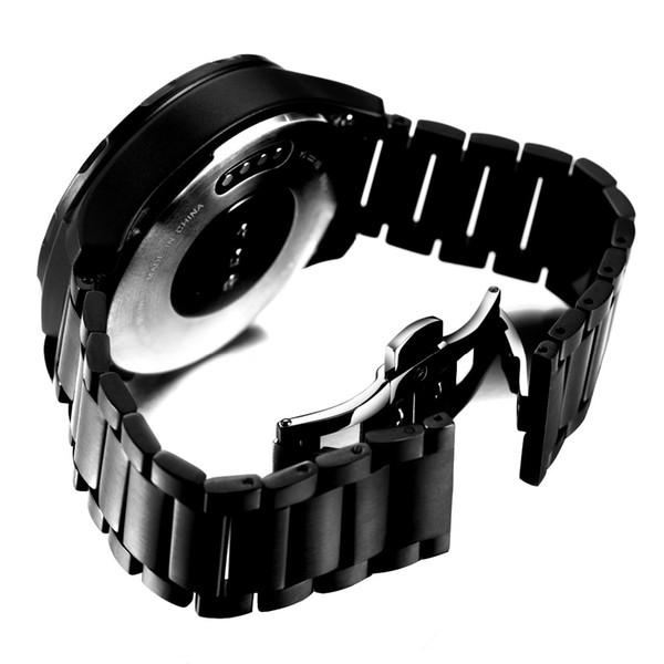 Nouvelle Arrivée HOCO HUAWEI Montre 2 Bracelet En Acier Inoxydable Bretelles Papillon Boucle de montre pour Watch2 Fermoir En Métal 20 MM