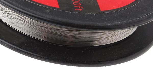 Authentic MKWS Nichrome 80 Resistance Wire para Rebuildable Atomizers 36 AWG (0,12 mm) / 77,6 ohm / m / 30 m (100 pés)