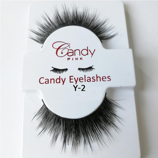 full strip lashes 100% hand made long lasting thick long permanent eyelashes shining eyes false winged messy fake lashes