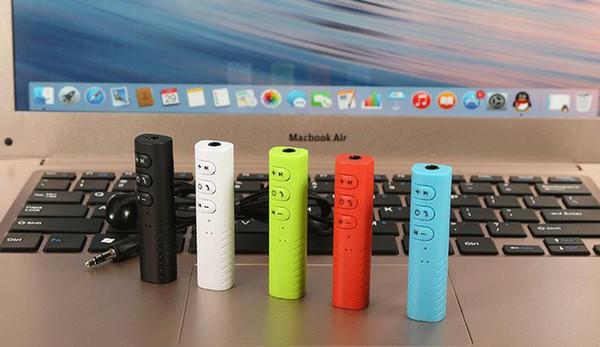 Factory direct XT2 Bluetooth audio receiver, car 3.5AUX adapter, wireless music collar clip ear