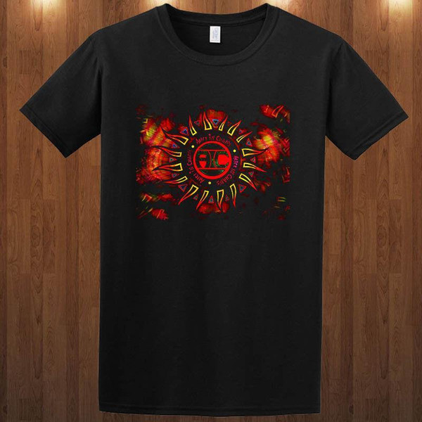 Boutique T Shirts Crew Neck Men Funny Short Sleeve Alice In Chains S M L Xl 2Xl 3Xl 4Xl T Shirt