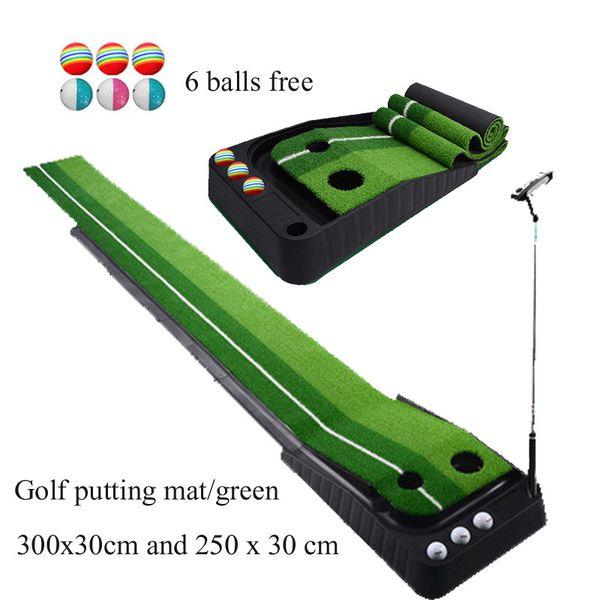 Indoor golf putting mat adult children golf practice mat home mini