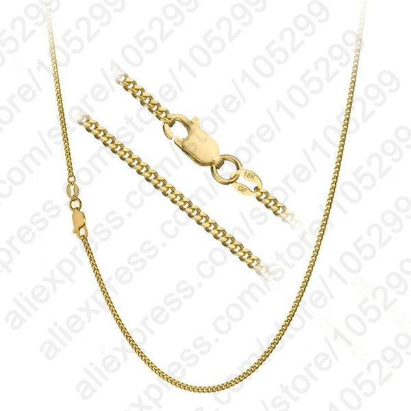 YAAMELI Big Discount 1PC Gold Filled Necklace With 16