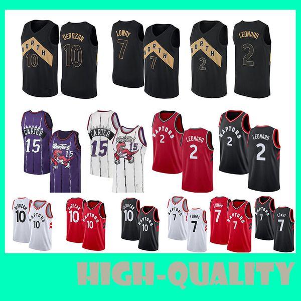 release date: 3f65b bf9b2 2018 2018 Toronto Raptors 15 Vince Carter 1 Tracy Mcgrady 2 Kawhi Leonard  Jersey Stitched High Quality Jerseys From Hot_sell_jerseys, $18.28 | ...