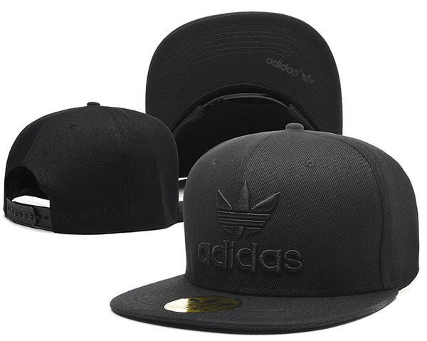 2018 Yeni Stil Ücretsiz Kargo ad Crooks ve Kaleler Snapback Şapka Hip-pop Kapaklar, Büyük C Beyzbol Şapkaları