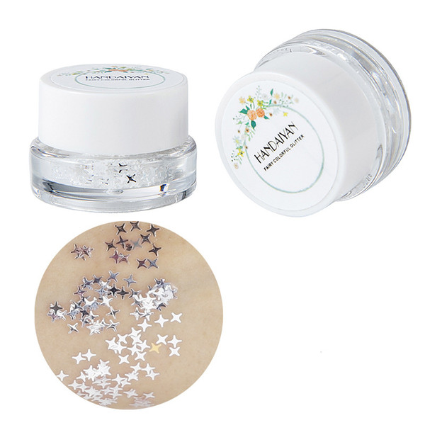 Mineral Shadow Makeup Diamond Pearl Liquid Eye Shadows Metals Glitter & Glow Eye Shadow Bright high-light sequins