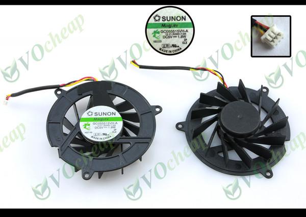 Acer Aspire 4315 4710 4710G 4920 4920G için Yeni Dizüstü Dizüstü Bilgisayar Soğutma Fanı (soğutucu) GC055515VH-A 13.V1.B2880.F.GN